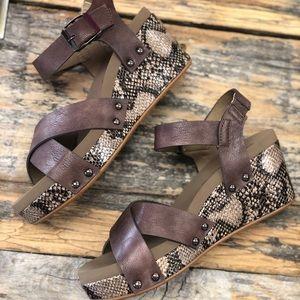 Corkys sandals
